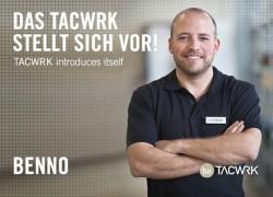 Das TACWRK stellt sich vor – der Chef persönlich.