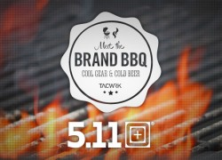 Meet the Brand BBQ – 5.11 Tactical beim TACWRK in Berlin!