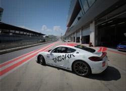 TACWRK-Sponsoring @ Porsche Sports Cup