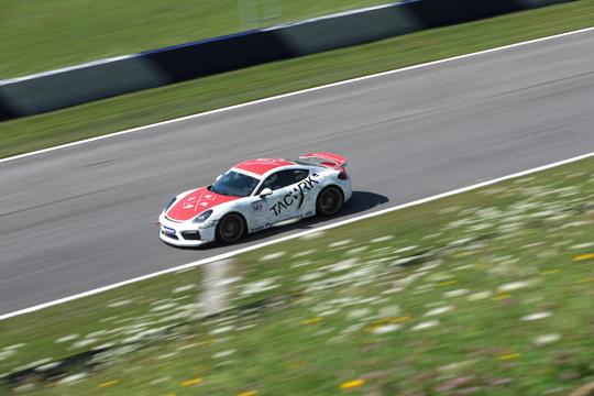 Motorsports / Porsche Sports Cup, 3. Lauf 2015, Red Bull Ring, AUT