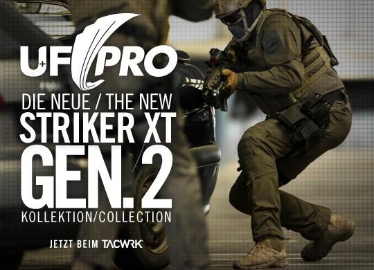 UF PRO® Striker XT Gen. 2 beim TACWRK!