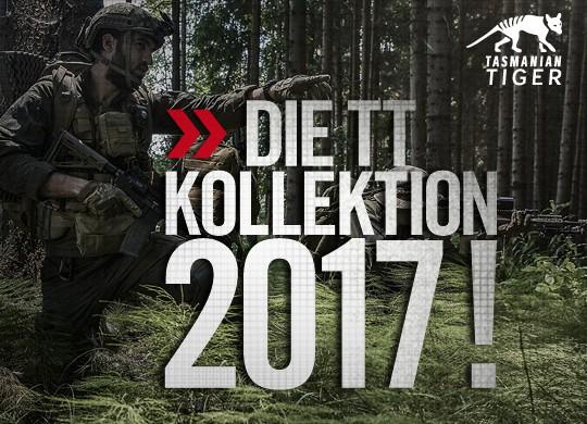 Jetzt erhältlich: Die TT Kollektion 2017!