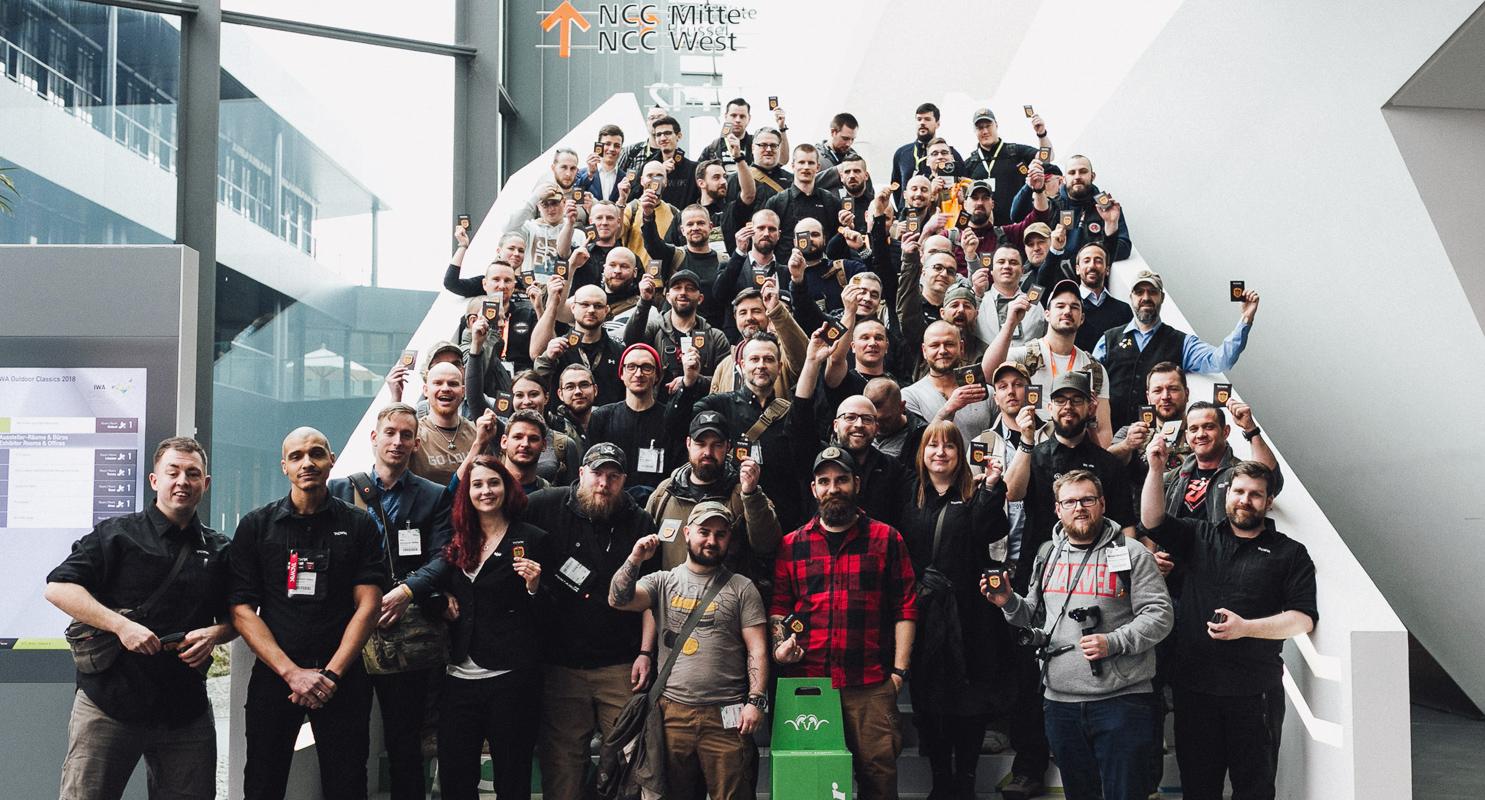 TACWRK Meet & Greet IWA 2018