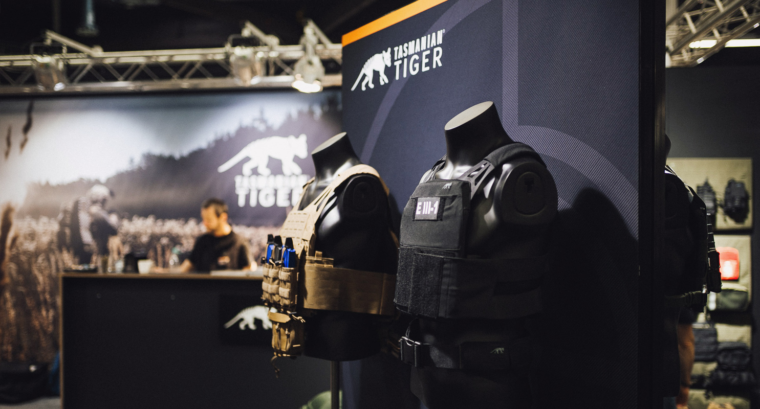 Tasmanian Tiger @IWA 2018
