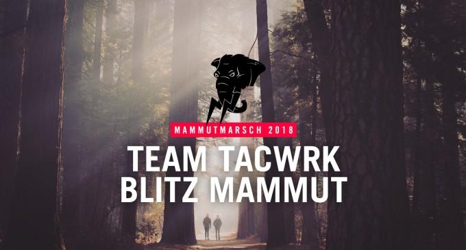 Mammutmarsch TACWRK