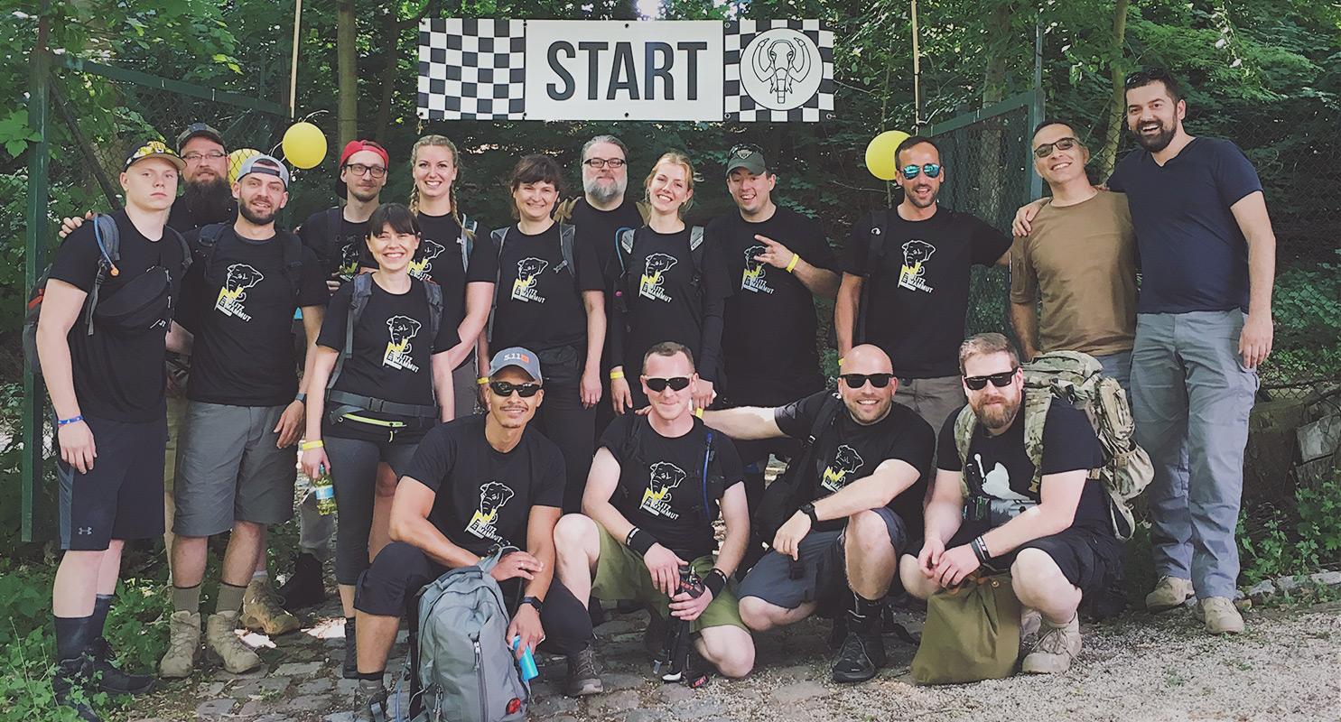 Team TACWRK aka Blitzmammut