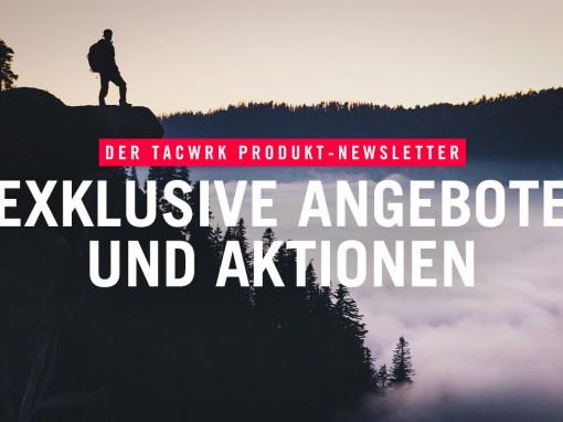 TACWRK Produktnewsletter