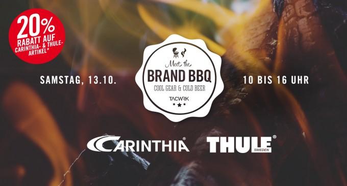 Brand BBQ Thule & Carinthia