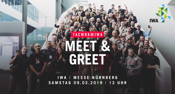 IWA 2019 Meet & Greet