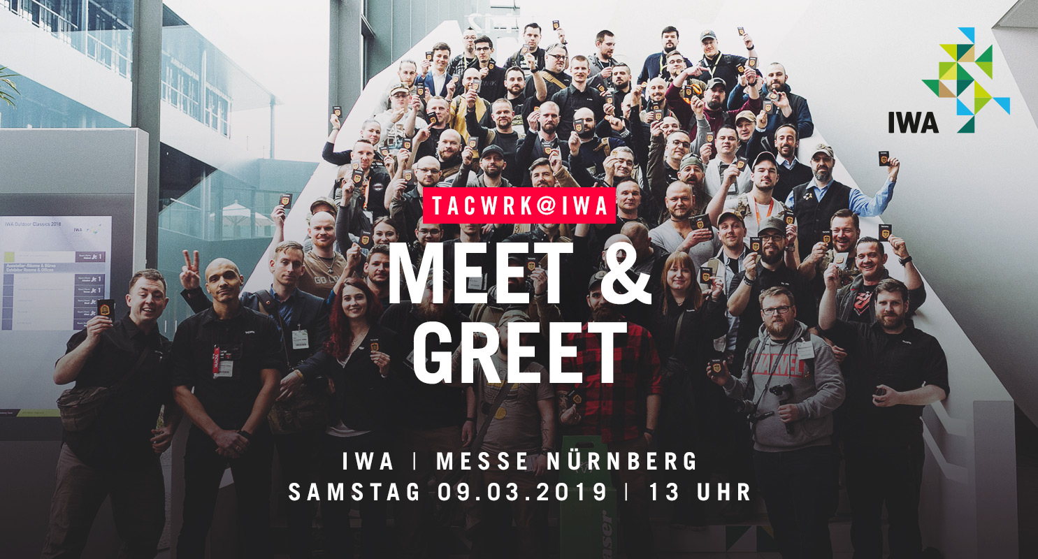 IWA 2019 Meet & Greet