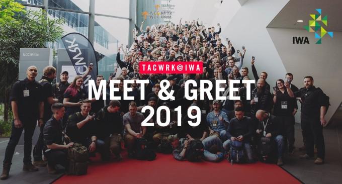 TACWRK IWA Meet & Greet 2019