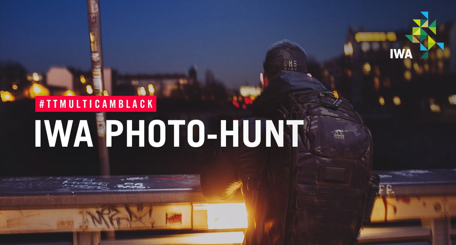 IWA Photo-Hunt TT Multicam Black