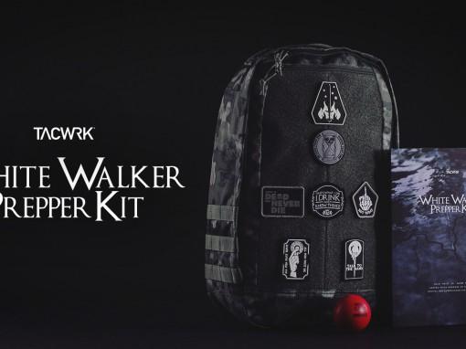 TACWRK White Walker Prepper Kit & Gewinnspiel