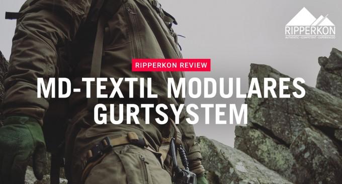 Modulares Gurtsystem MGS Ripperkon