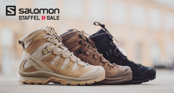 Salomon Staffel Sale