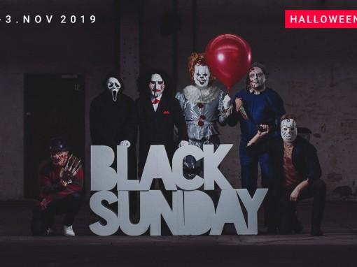 BlackSunday Online Sale 2019