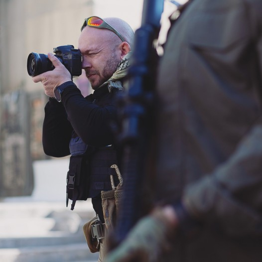 TT Photo Collection ist gemacht für mobile Einsatzkräfte, zivile Outdoor-Fotografen und eingebettete Journalisten.