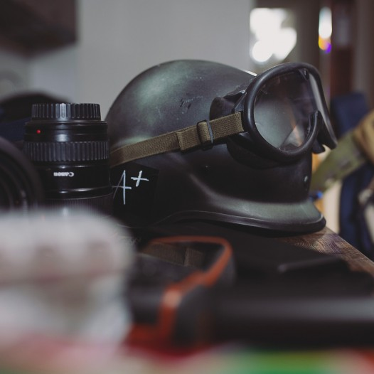 Zivile Kriegsberichterstatter, freie Journalisten und Outdoor-Fotografen sind oft über Monate hinweg auf ihr auftragsspezifisches Equipment und dessen Leistungsfähigkeit angewiesen.