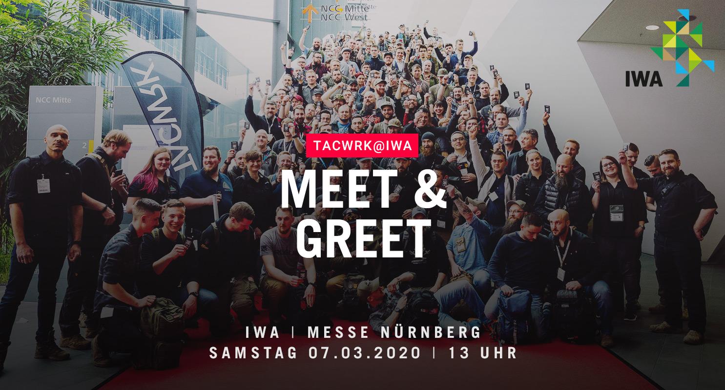 IWA TACWRK Meet & Greet