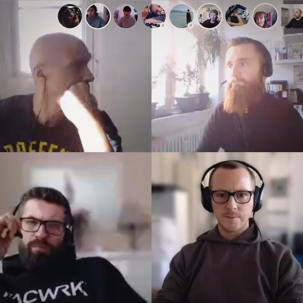 TACWRK Inside Videokonferenzen in Zeiten von Corona