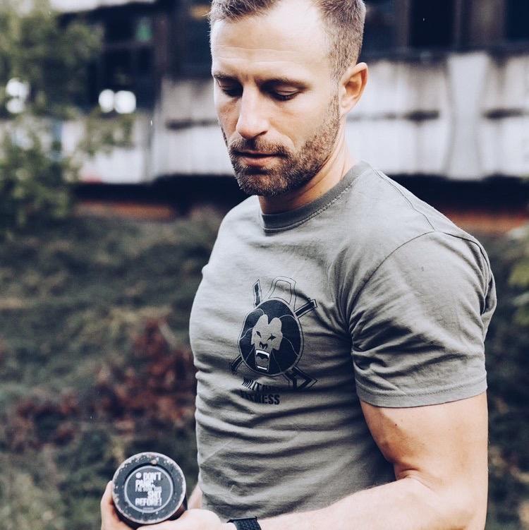 Fitness-Motivation mit Alex Rich TACWRK