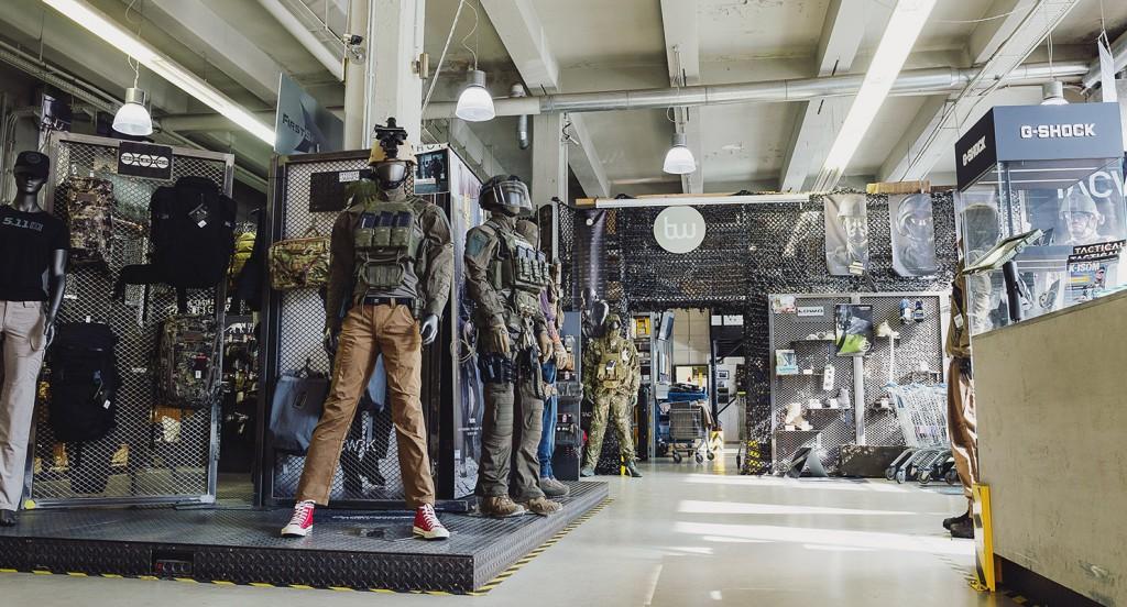 TACWRK Showroom Berlin Behördenrabatt