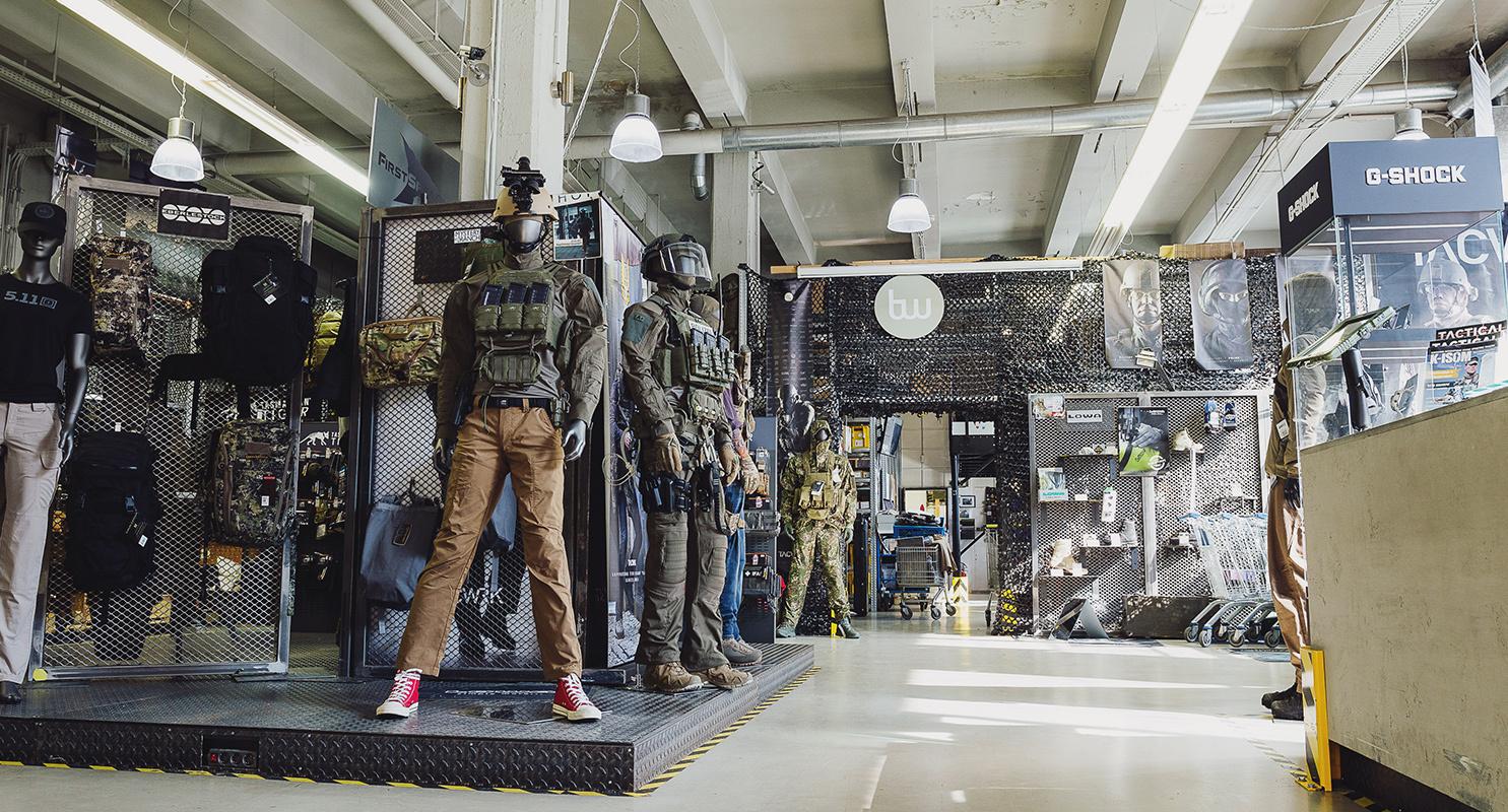 TACWRK Showroom Berlin