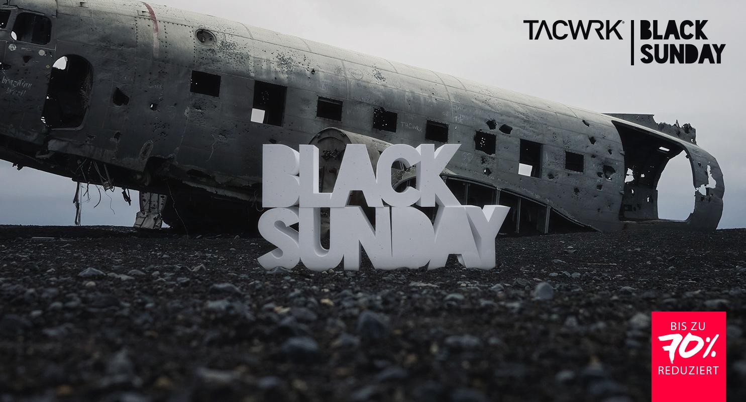TACWRK BlackSunday Online Sale