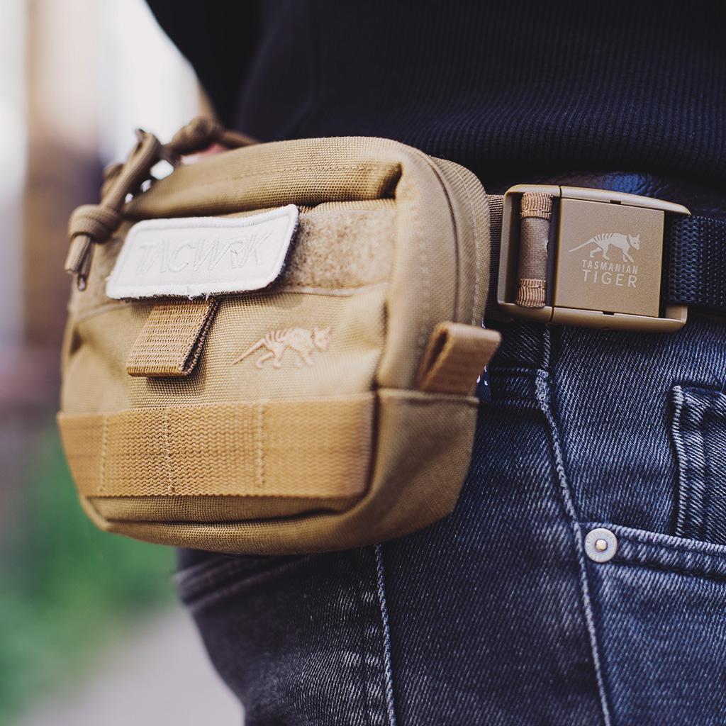 Tactical Fanny Pack : 1 x Hyp Belt 30 und 1 x Tac Pouch 4