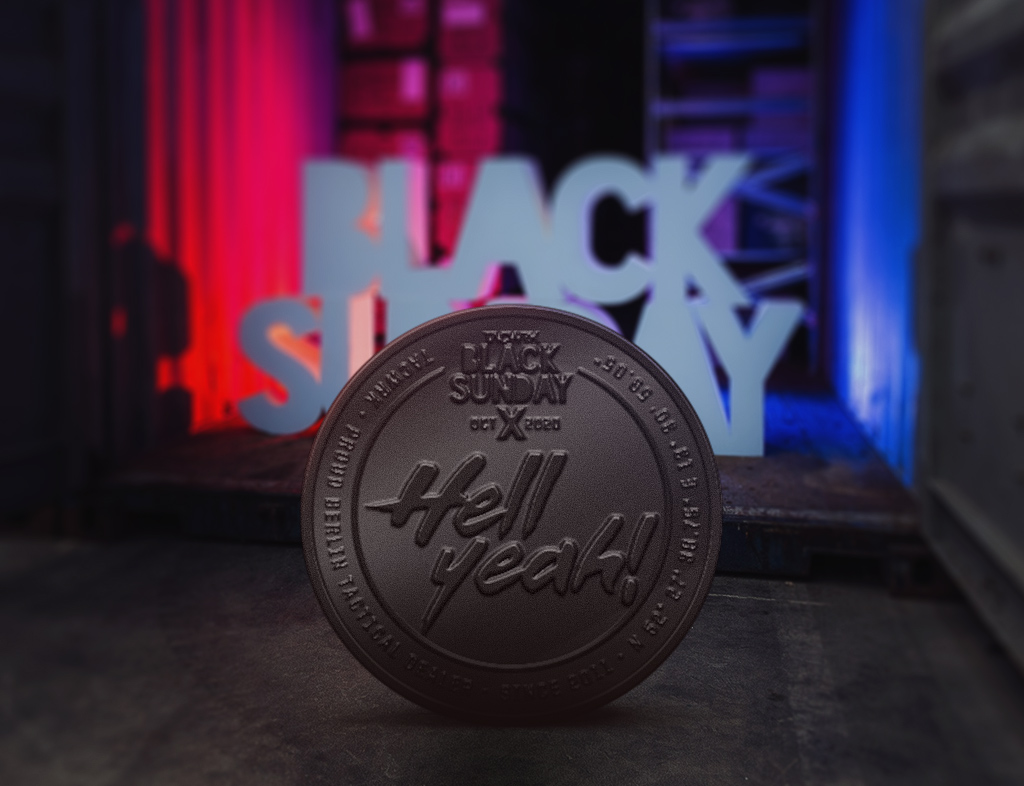 BlackSunday Decision Coin