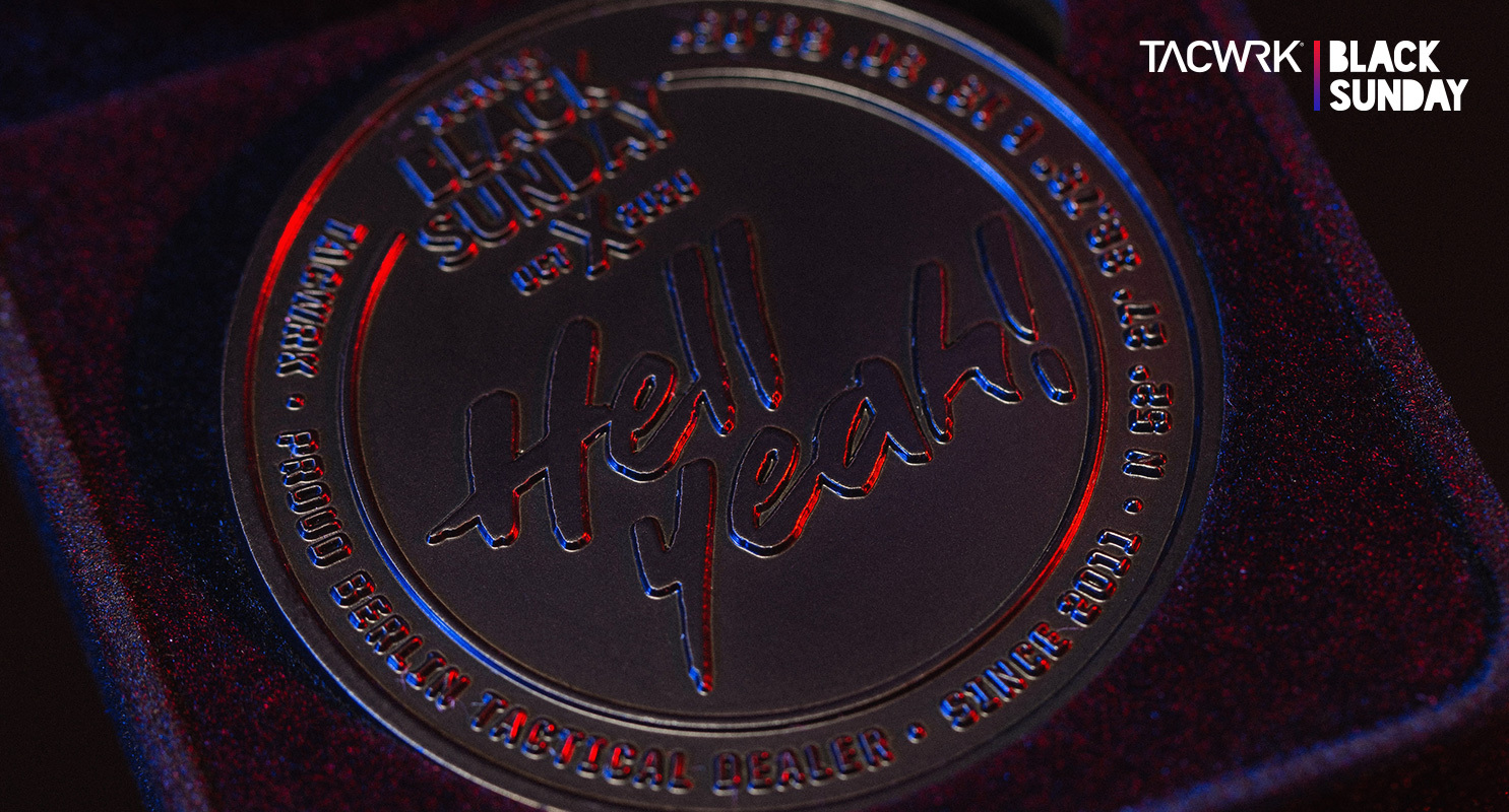 BlackSunday Coin Gewinner