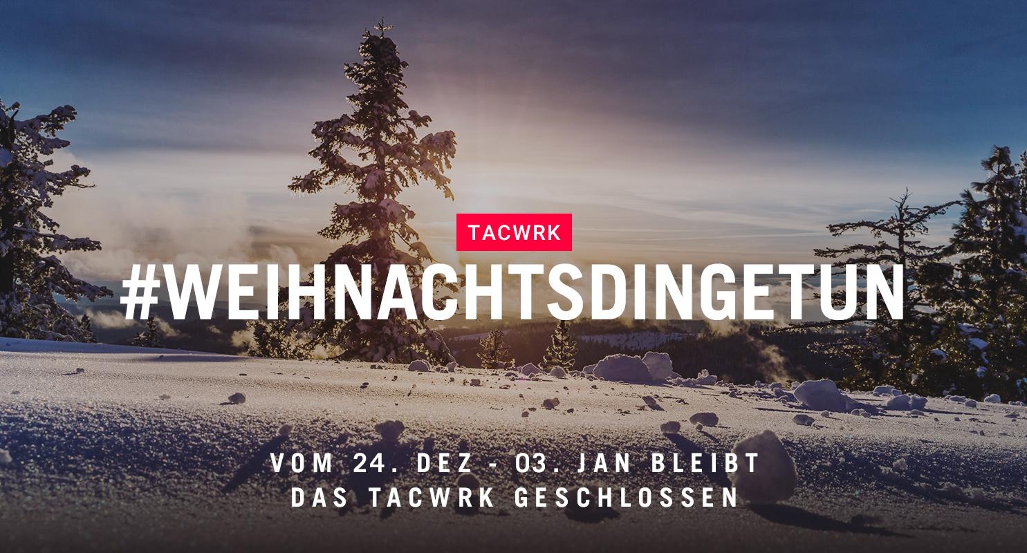 TACWRK Öffnungszeiten