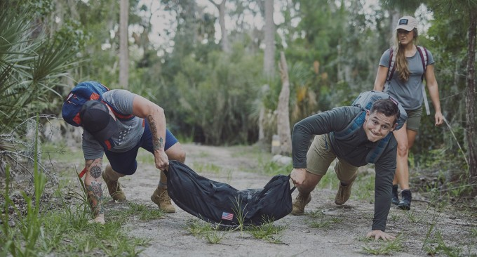 GORUCK Rucking TACWRK