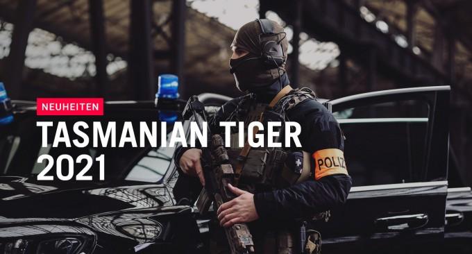 Tasmanian Tiger Neuheiten 2021