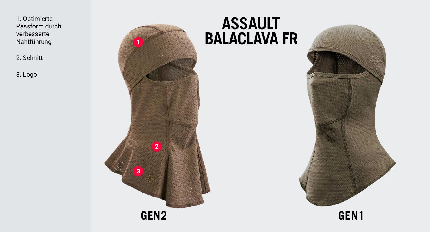 Arc'teryx LEAF Assault Balaclava