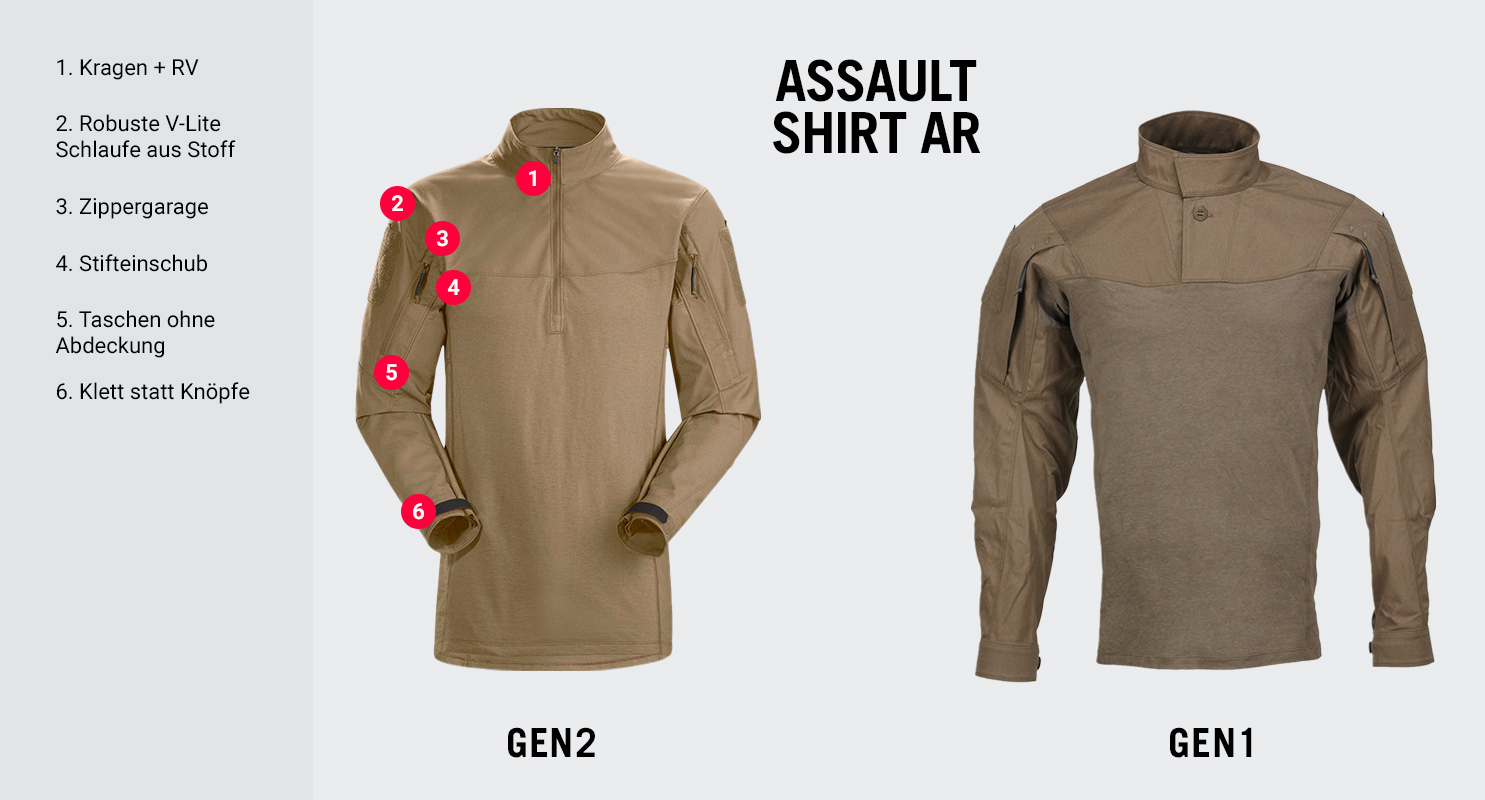 Assault Shirt AR