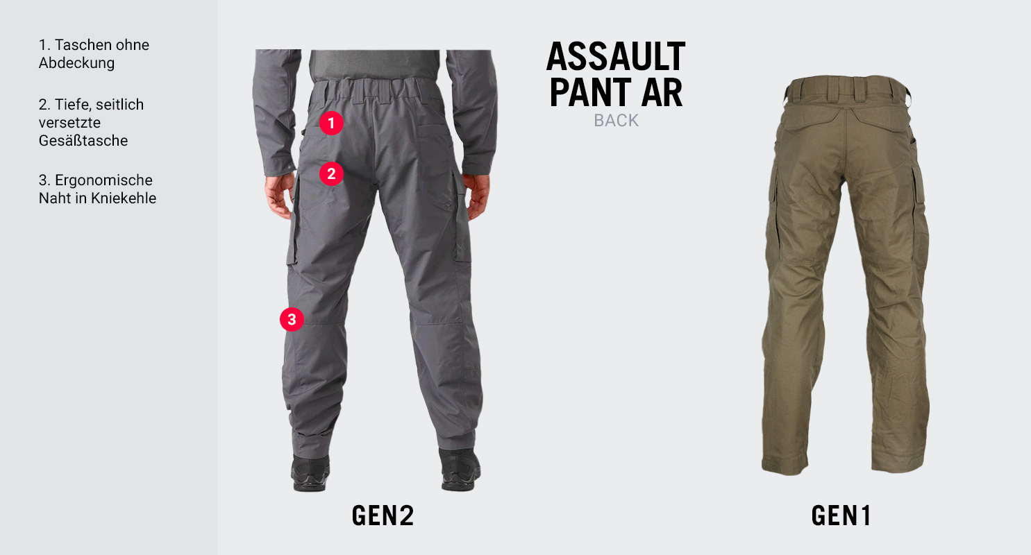Arc'teryx LEAF Assault Pant AR