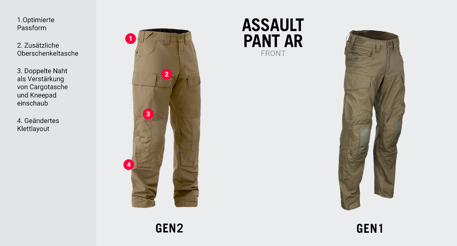 Arc'teryx LEAF Assault Pants