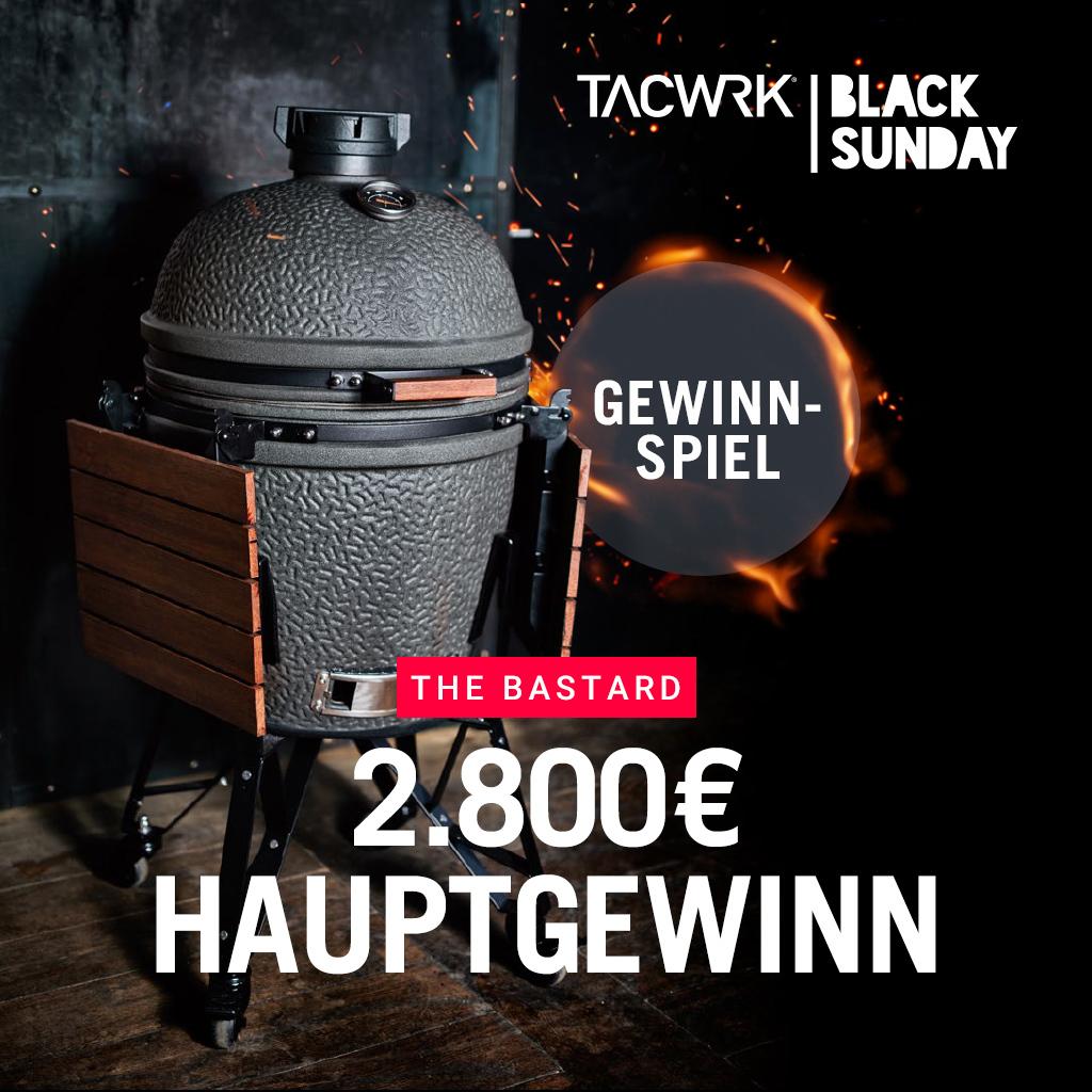 the bastard BBQ