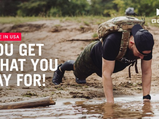 Goruck - You get what you pay for!