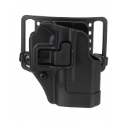 CQC Serpa Holster Glock 26/27/33 Black Right