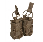 40mm TACO Double Molle Coyote Brown