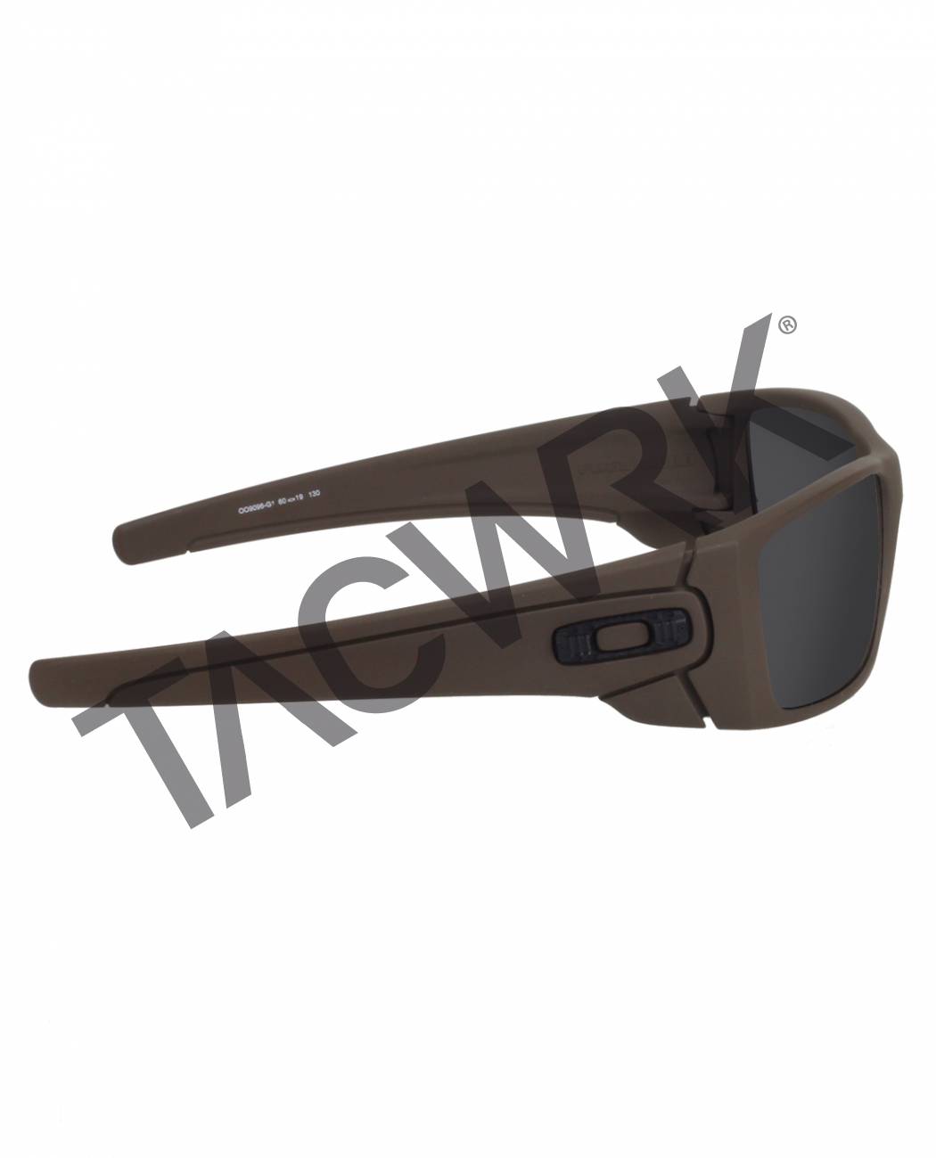 28a27e01a3 Oakley SI Fuel Cell Daniel Defense Mil Spec Black Iridium - TACWRK