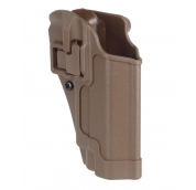 CQC Serpa Holster SIG 220/225/226/228/229, Coyote, Right