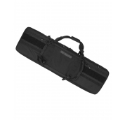 DOUBLE 42'' RIFLE CASE Black Schwarz