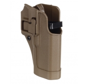 CQC Serpa Holster Glock 17/22/31 Coyote Tan Right
