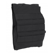 Side Plate Pouch Black Schwarz