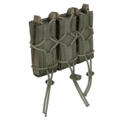 Triple Pistol TACO Molle Olive Drab