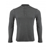 Huntsman 200 Henley Heather Grey