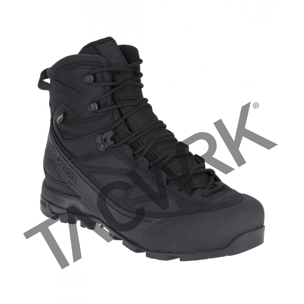 e2f2e817870 Salomon X Alp MTN GTX Forces Black - TACWRK